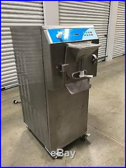 10 Liter Good Working Condition Batch Freezer 220V/3phase/Water Cooled