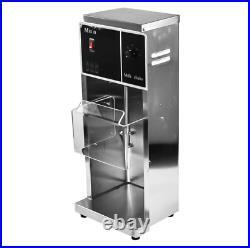 110V Electric Ice Cream Maker Machine Automatic Mixer Blizzard Shaker Blender
