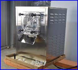 110V Ice Cream Maker Machine 10-20L/H Hard Serve Ice Cream Machine LCD Display