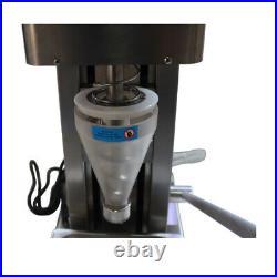 110V Water Self-cleaning Swirl Fruit Frozen Yogurt Blender Fruit Ice Cream Mixer