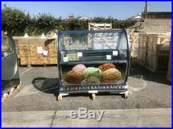16 PAN Gelato Ice Cream Showcase case Machine Cooler Depot Display soft hard NEW