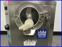 2005 Taylor 104 Batch Freezer Gelato Italian Ice Cream Machine 1ph Air