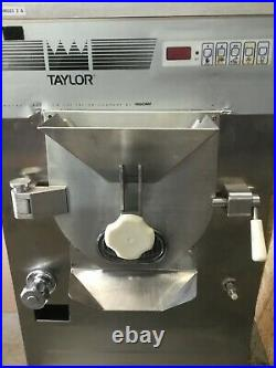 2005 Taylor C118 Batch Freezer Gelato Italian Ice Sorbets Ice Cream Machine