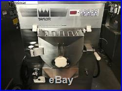 2006 Taylor C118 Batch Freezer Gelato Italian Ice Cream Machine 3ph Water