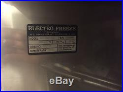 2007 Electro Freeze 30T-cmt-132 Soft Serve Ice Cream Frozen Yogurt Machine