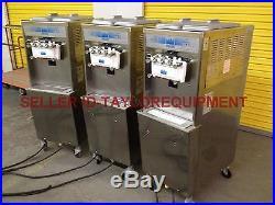 2007 Taylor 794-33 Soft Serve Frozen Yogurt Ice Cream Machine water Cooled