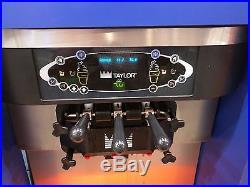 2008 Taylor C713 C713-33 Soft Serve Frozen Yogurt Ice Cream Machine Excellent