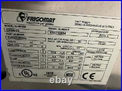 2008 Taylor Frigomat CH04 Pasteurizer for gelato and ice cream base