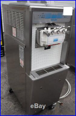 2010 Taylor 794 2 Flavor Twist Soft Serve Frozen Yogurt Ice Cream Machine