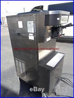 2011 Taylor 3 Phase C712-33 yogurt soft Ice Cream Machine Air Cooled PERFECT