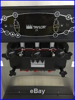 2011 Taylor 3 Phase C712-33 yogurt soft Ice Cream Machine water Cooled PERFECT