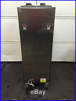 2012 Stoelting F231-18I2-OL2 Twin Twist Soft Serve Ice Cream Machine WORKS GREAT