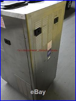 2012 Taylor 3 Phase C712-33 yogurt soft Ice Cream Machine Air Cooled PERFECT