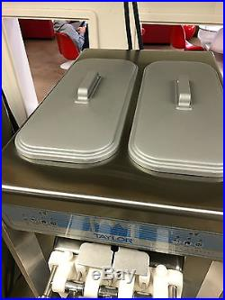 2012 Taylor 794-33 Soft Serve Ice Cream Machine- Twin Twist