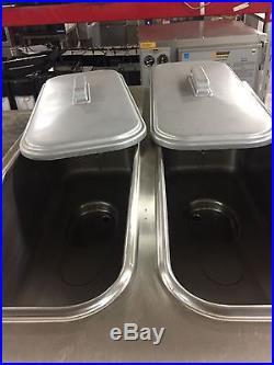 2012 Taylor 794-33 Twin Twist Soft Serve Ice Cream Machine Air Cooled