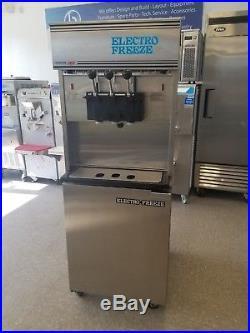 2013 Electrofreeze 99T-RMT Frozen Yogurt pressurized machine 3ph WATER COOLED