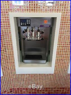 2013 Stoelting F231 Soft Serve Frozen Yogurt Ice Cream Machine 1ph Air Clean