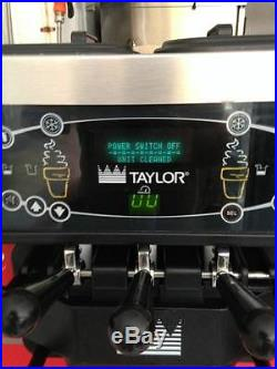 2013 Taylor Ice Cream Machine Model C723-33 Water-Cooled EXCELLENT CONDITION