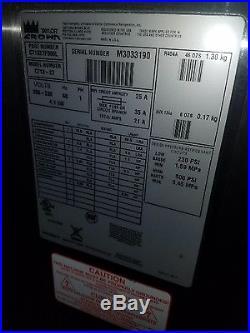 2013 Taylor Soft Serve Ice Cream Machine. Model C713-27 Single Phase Air Cooled