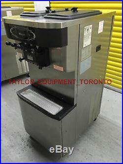 2013 with agitator Taylor C713-33 yogurt soft Ice Cream Machine Water Cooled