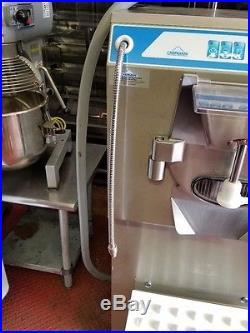2014 CARPIGIANI LB502/RTX-G Gormet Ice Cream Machine, Air-Cooled, 3-PH-208/230v