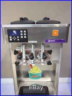 2014 Stoelting F231 Air Cooled Frozen Yogurt Ice Cream Maker Soft Serve Machine