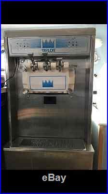2014 Taylor Model 794-27 Soft Serve Ice Cream Machine With Flavor Burst Machine