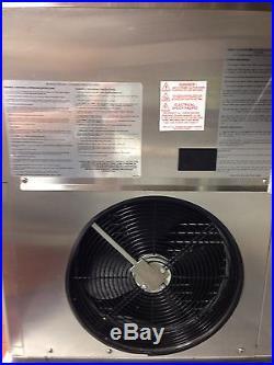 2014 Taylor C708-27 Air Cooled Soft Serve Frozen Yogurt, Ice Cream Machine