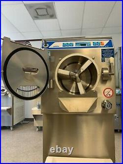 2016 Carpigiani LB 302 G-RTX Batch Freezer Gelato Ice Cream Water Cooled / 3 Ph
