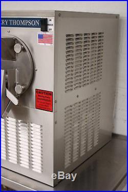 2016 EMERY THOMPSON CB-350 6qt BATCH FREEZER MACHINE 1PH AIR