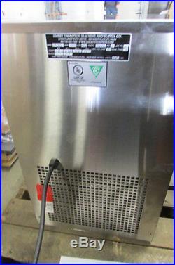 2016 Emery Thompson CB-350 6qt Commercial Gelato, Ice Cream & Sorbet Freezer