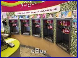 2016 Menchies Frozen Yogurt/Ice Cream Equipment Pkg. Paid $117K. Nearly New