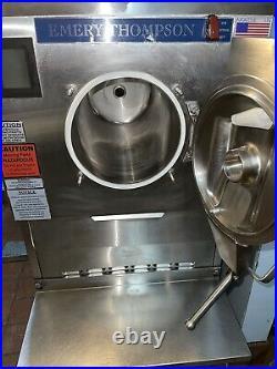 2017 Emery Thompson Hard Ice Cream Machine MODEL 24NWIOC PICK UP/SHIPPING