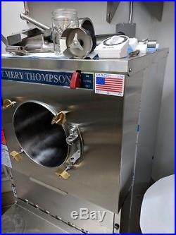 2018 Emery Thompson 24NW-IOC 24 Qt. Batch Freezer 1-Phase