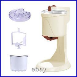 220V1L Fruit Ice Cream Maker Home Soft Serve Frozen Dessert Machine Fast Freezin