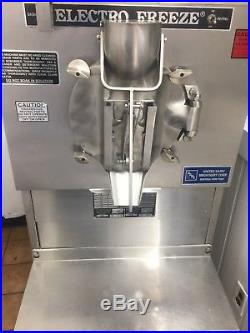 220V-3 ph Commercial Hard Ice Cream Machine 20L/h Frozen Ice Cream Machine Maker