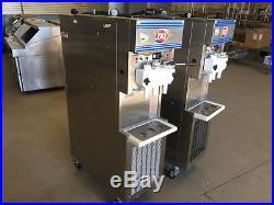 2 Soft Serve Duke Dairy Queen 959R-132 Ice Cream/Yogurt Machines (2 Machines)