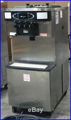 3 Used Taylor C-713 Air Cooled Three Phase Soft Ice Cream Machine