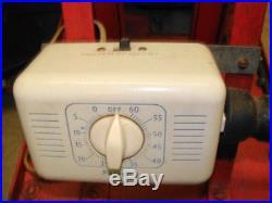 40s Vintage Ice Cream Freezer Electric Machine