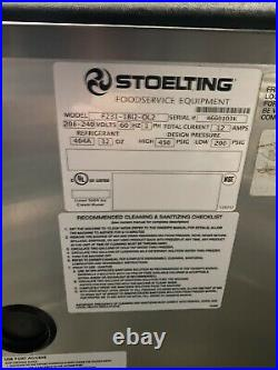 5 Soft Serve Ice Cream Machine, Stoelting, 1 Ph, Water Cooled, Refurbished