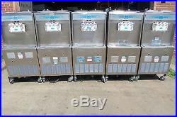 5 Taylor 754, 3-Flavor, 3-ph, or 1-ph, Water-Cooled, Perfect Cond. Warranty