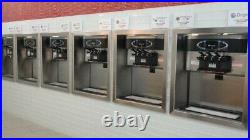 6 TAYLOR C713 1 phase Water Cooled Soft Serve Machine 2012 Model