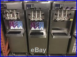 7 available (2011 / 2012 stoelting f231 ice cream yogurt machines)
