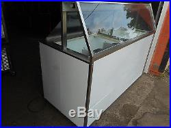 Baskin Robbins 6 Ft. Ice Cream Dip Cabinet, 12 Flavors, Excellent Condition