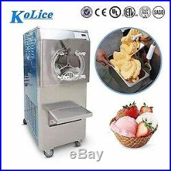 Batch Freezer (hard Ice Cream/gelato Machine)