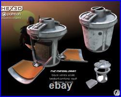 Beskar Ignot Safe / case / vault / carrier / ice cream machine The Mandalorian S