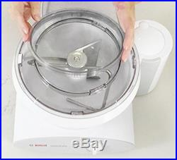 Bosch Universal Plus 800 Watt 6.5 Qt Kitchen Mixer Machine with Ice Cream Maker
