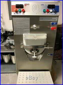 Bravo Trittico M50 Gelato and Ice Cream Machine