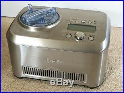 Breville Smart Scoop Ice Cream Machine BCI600XL