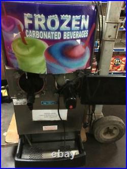 C300 Frozen Carbonated Beverage/Flavor Burst Frozen Beverage System CPT 80FCB